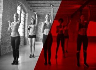 Cours de dance avec plusieurs femmes - City Training Club Sport Vendée