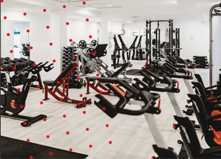 Salle de sport bike musculation - City Training Club Sport Vendée